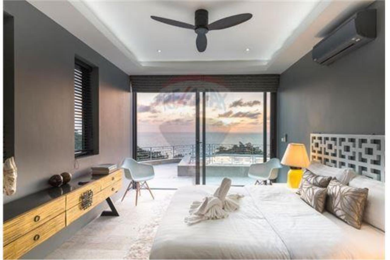 RE/MAX Island Real Estate Agency's Luxury sea view villa in Choengmon 7
