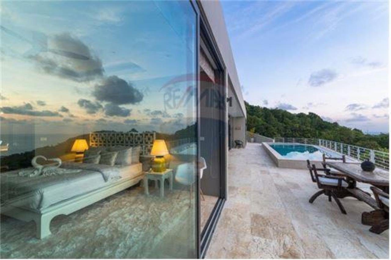 RE/MAX Island Real Estate Agency's Luxury sea view villa in Choengmon 2