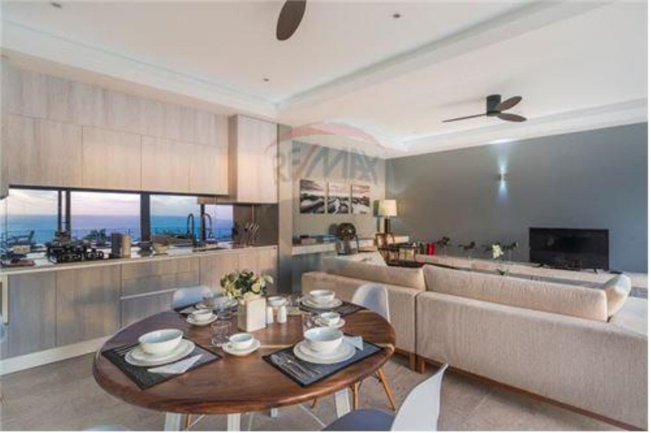RE/MAX Island Real Estate Agency's Luxury sea view villa in Choengmon 6