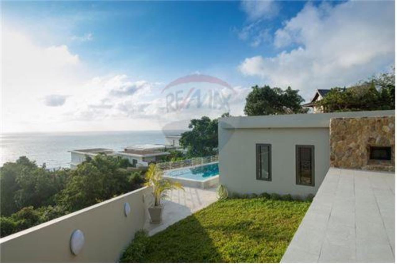 RE/MAX Island Real Estate Agency's Luxury sea view villa in Choengmon 13