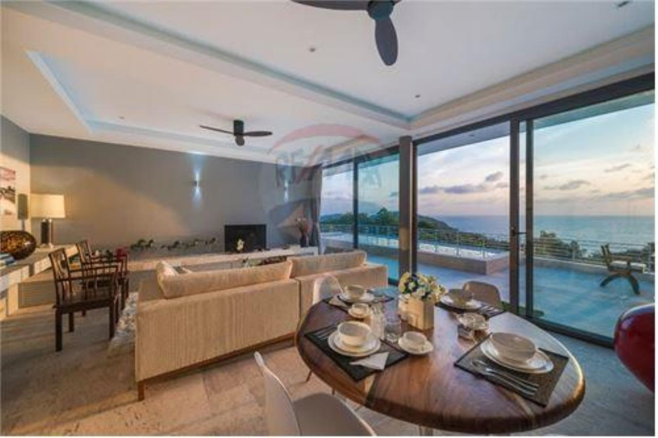 RE/MAX Island Real Estate Agency's Luxury sea view villa in Choengmon 9