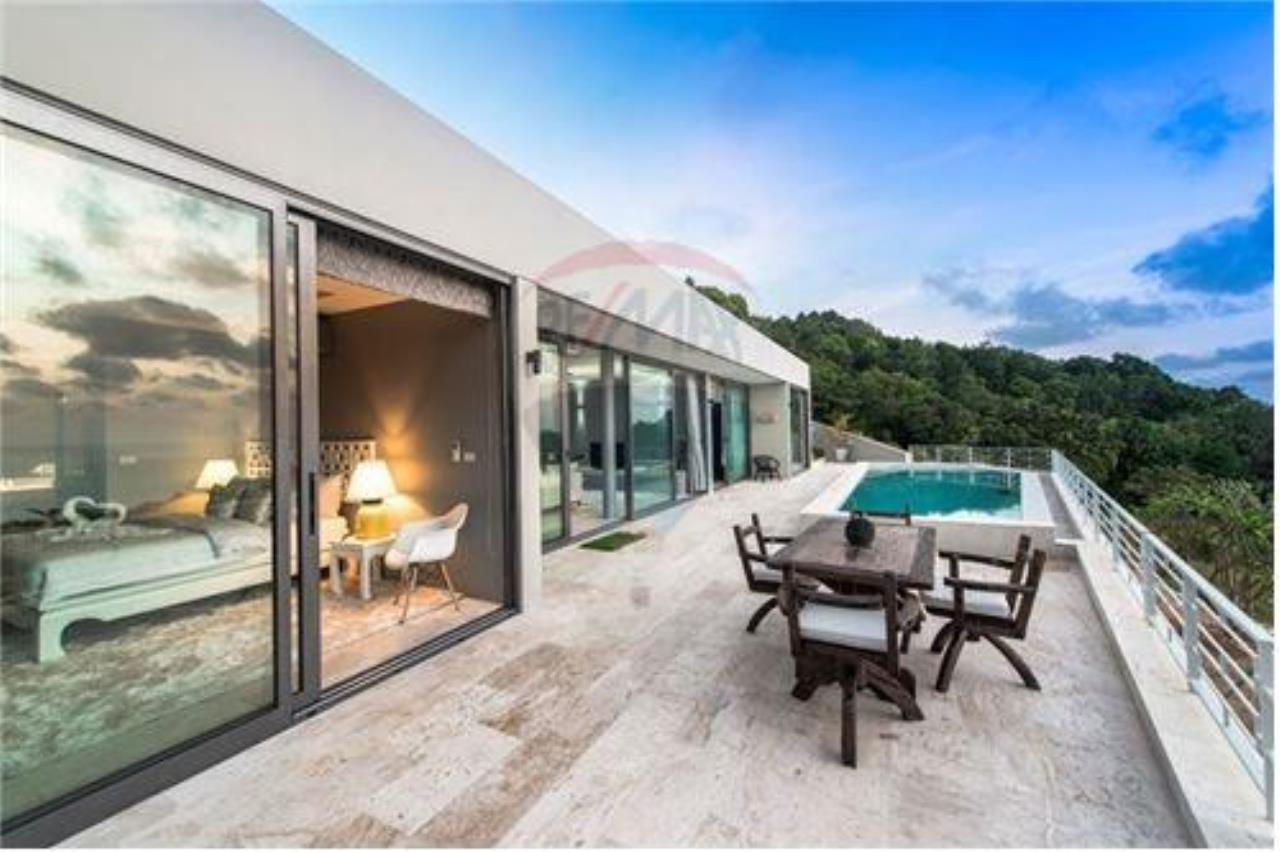 RE/MAX Island Real Estate Agency's Luxury sea view villa in Choengmon 1
