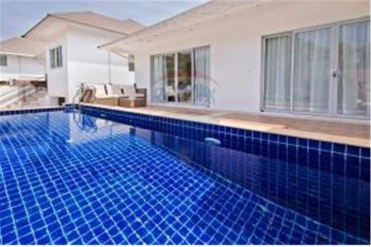 RE/MAX Island Real Estate Agency's BRAND NEW 3 BEDROOM POOL HOUSE IN CHOENG MON BEACH 1