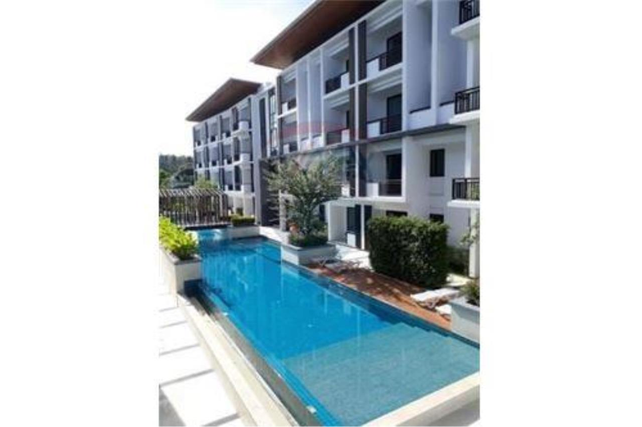 RE/MAX Island Real Estate Agency's BRAND NEW 2 BEDROOM APARTMENT WITH LARGE POOL IN CHAWENG 1