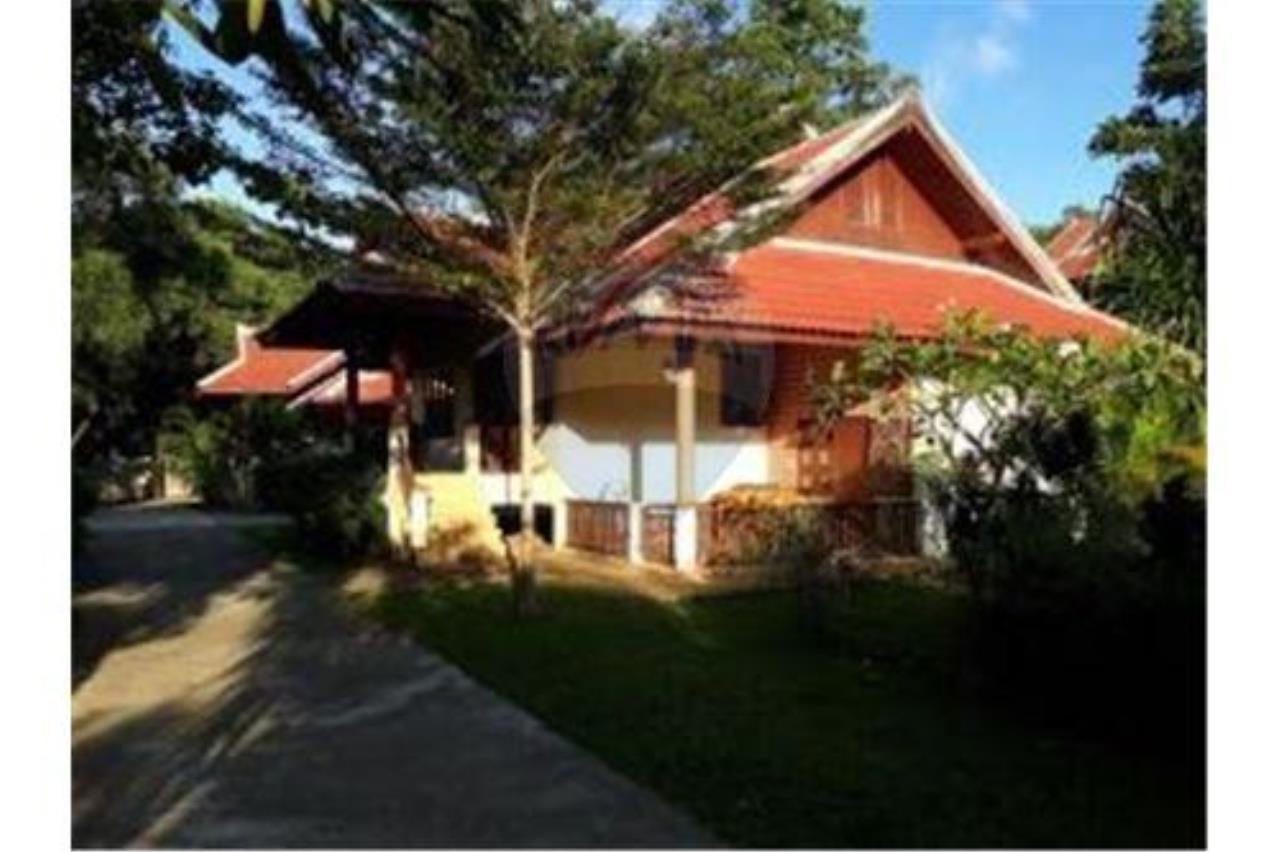 RE/MAX Island Real Estate Agency's 2 BEDROOM HOUSE NEAR THE BEACH SHARED POOL BOPHUT 1