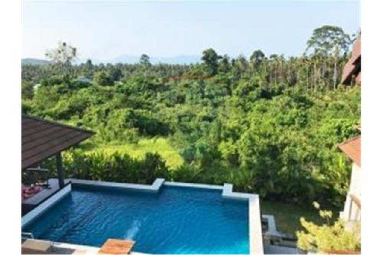 RE/MAX Island Real Estate Agency's 3 BEDROOM SEA VIEW POOL VILLA IN MAE NAM 2