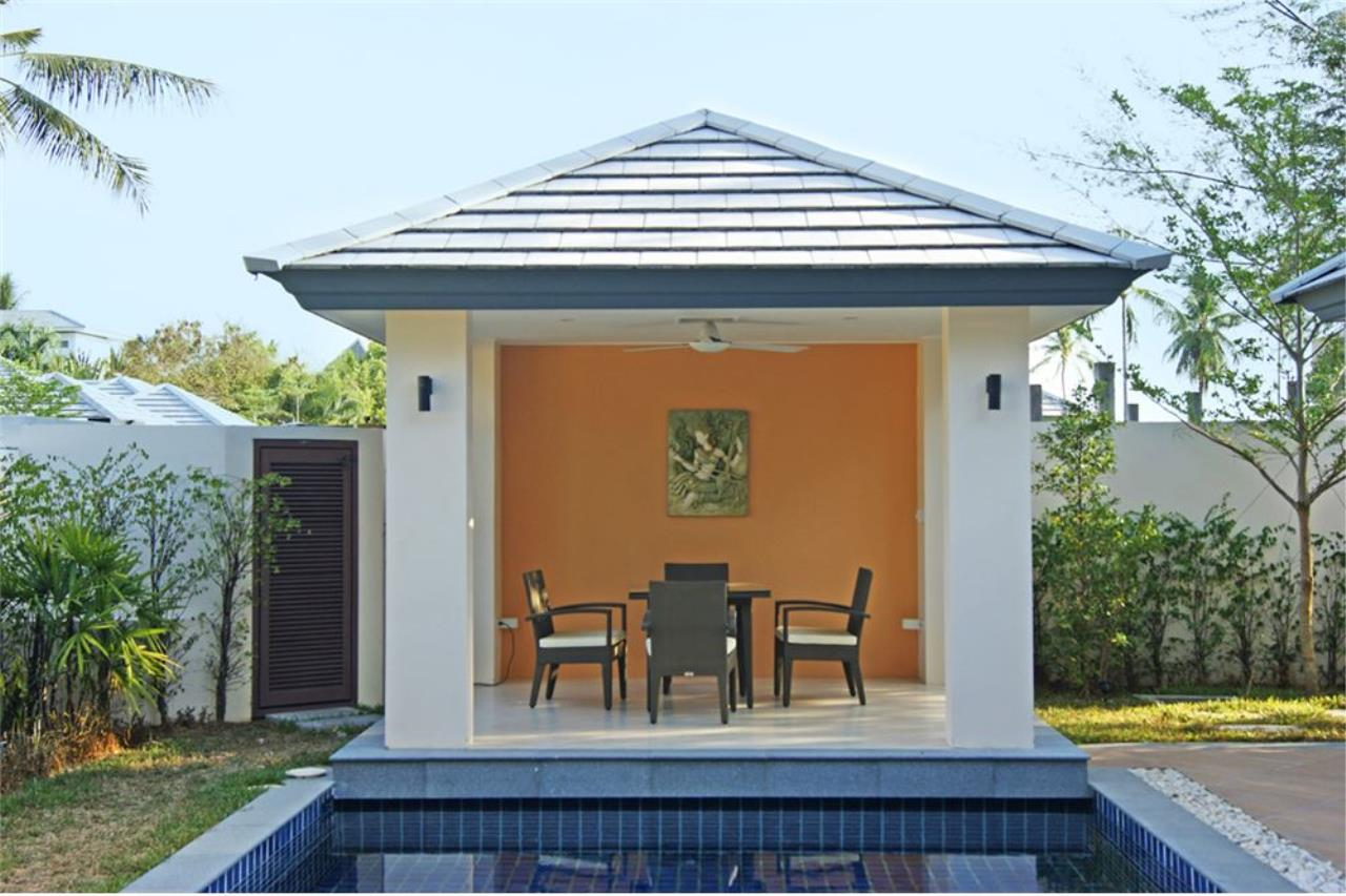 RE/MAX Island Real Estate Agency's New pool villa 2 bedroom in Lipa Noi 22