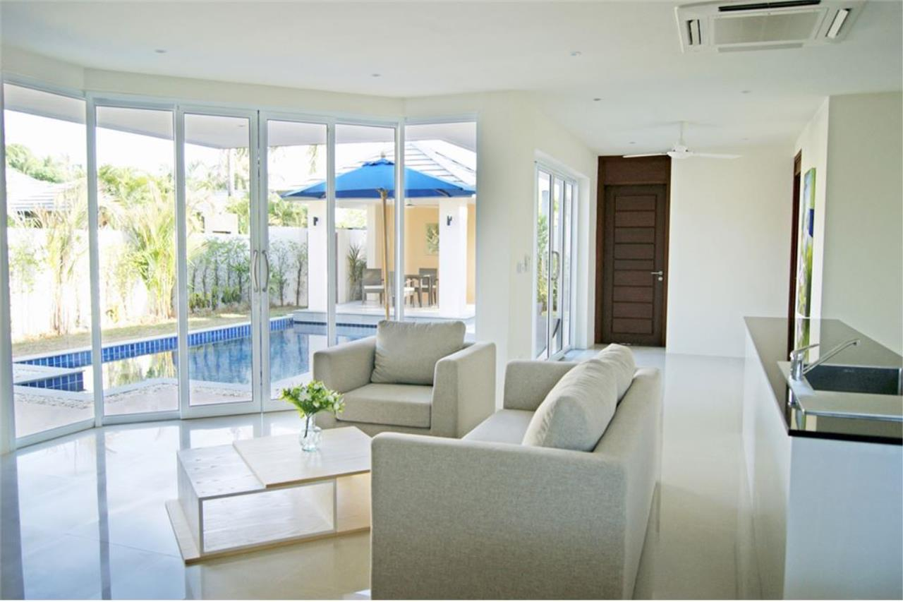 RE/MAX Island Real Estate Agency's New pool villa 2 bedroom in Lipa Noi 3