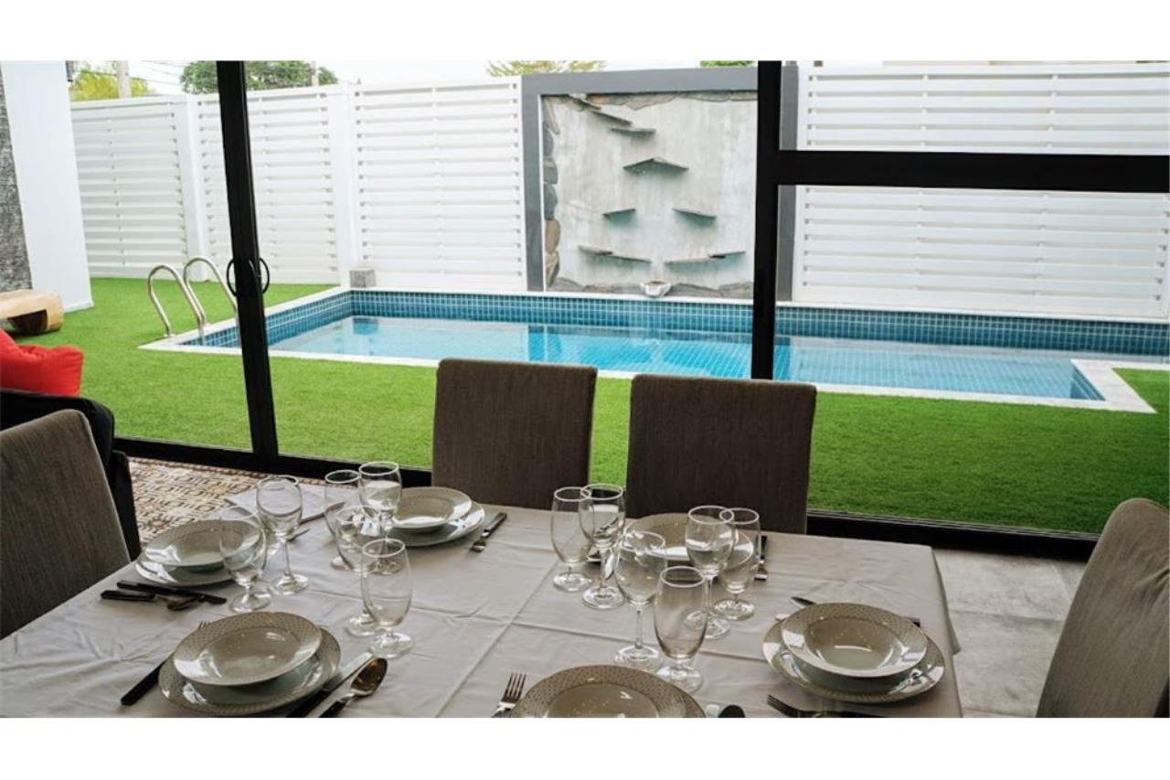 RE/MAX Island Real Estate Agency's Modern villa in Bophut close to Fisherman'svillage 3