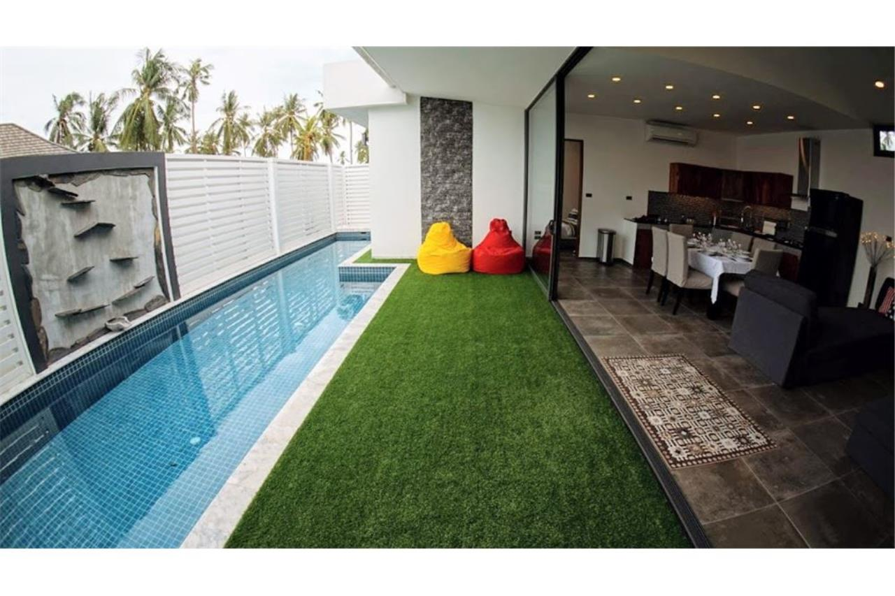 RE/MAX Island Real Estate Agency's Modern villa in Bophut close to Fisherman'svillage 5