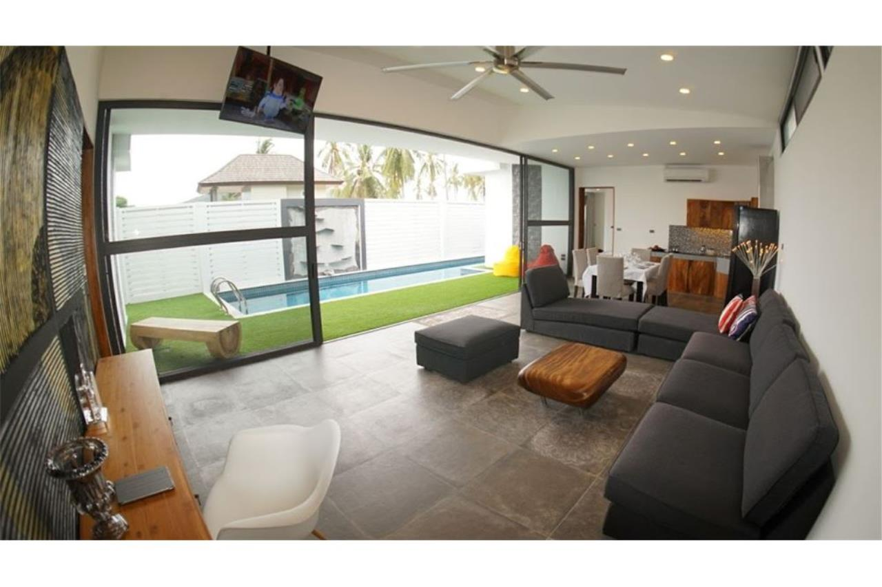 RE/MAX Island Real Estate Agency's Modern villa in Bophut close to Fisherman'svillage 11