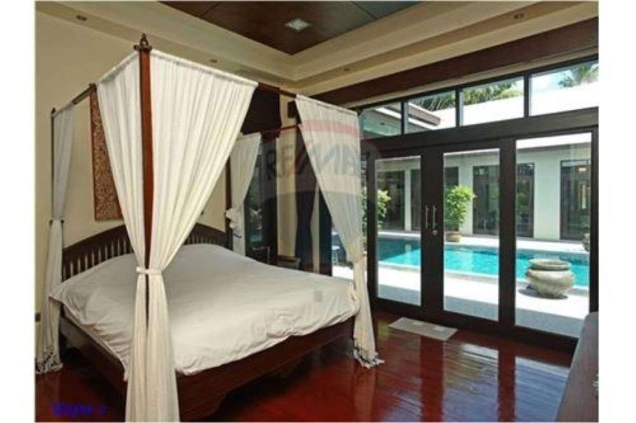 RE/MAX Island Real Estate Agency's 4 bedroom pool villa in Bophut. 1