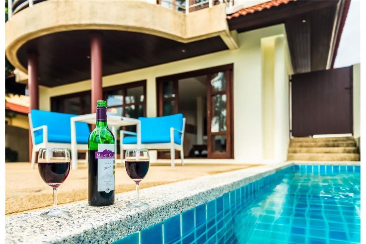 RE/MAX Island Real Estate Agency's Beautiful 3 bedroom villa in Plai Laem 2