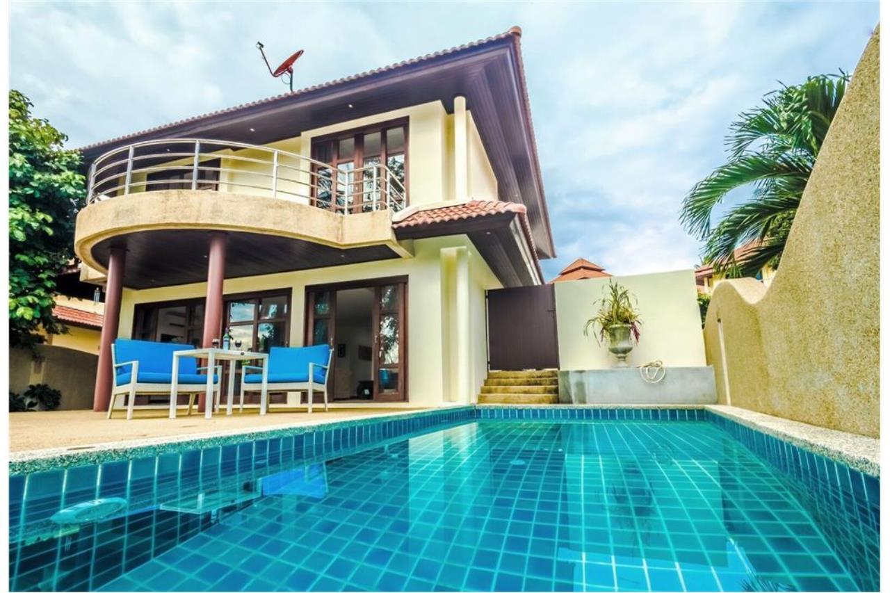 RE/MAX Island Real Estate Agency's Beautiful 3 bedroom villa in Plai Laem 1