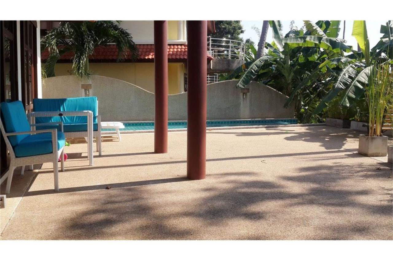 RE/MAX Island Real Estate Agency's Beautiful 3 bedroom villa in Plai Laem 15