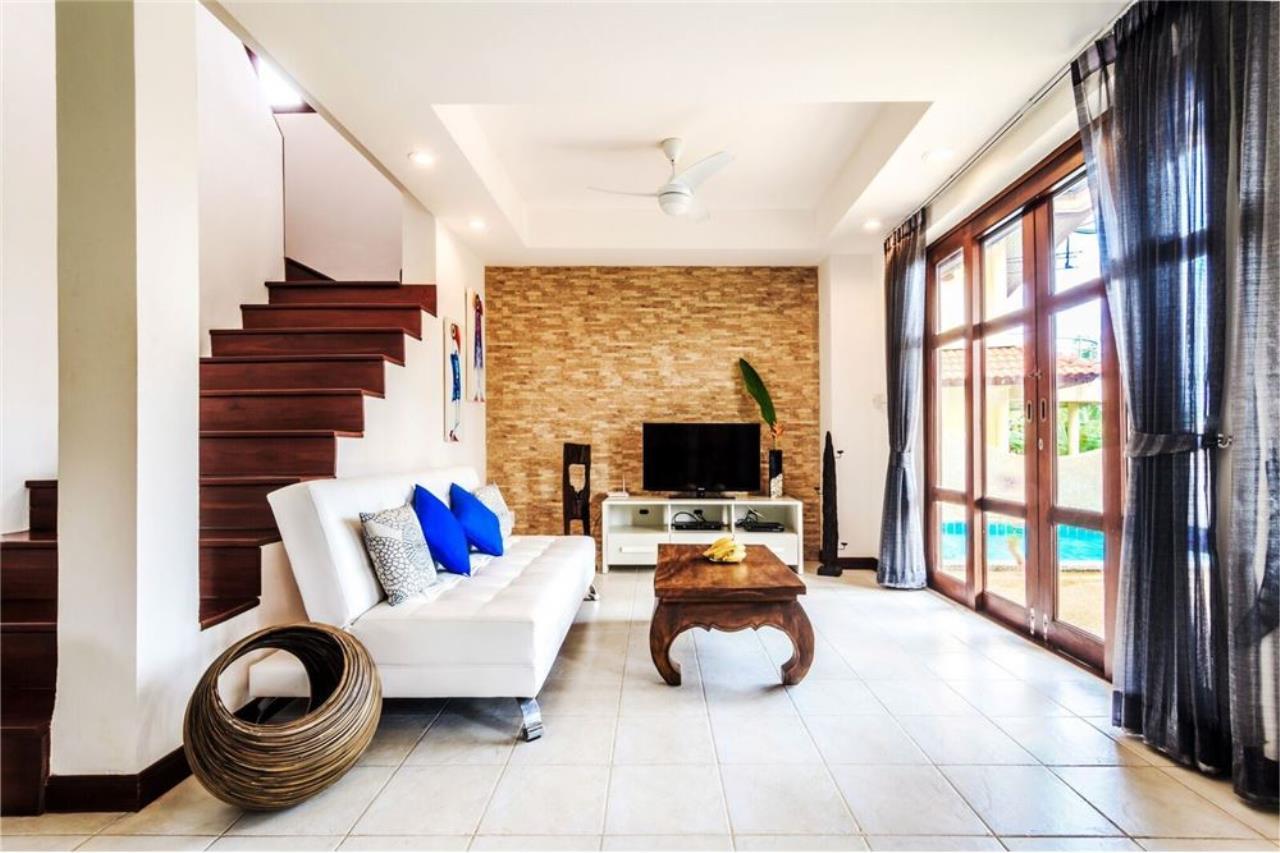 RE/MAX Island Real Estate Agency's Beautiful 3 bedroom villa in Plai Laem 3