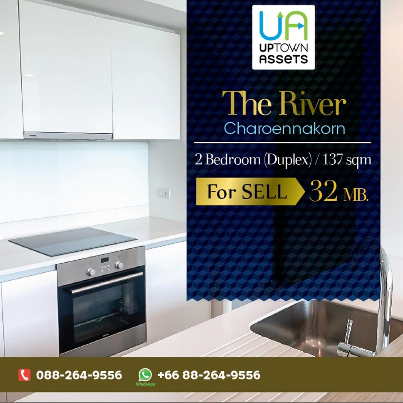 Uptown Assets  Agency's The River  Unit B914 15
