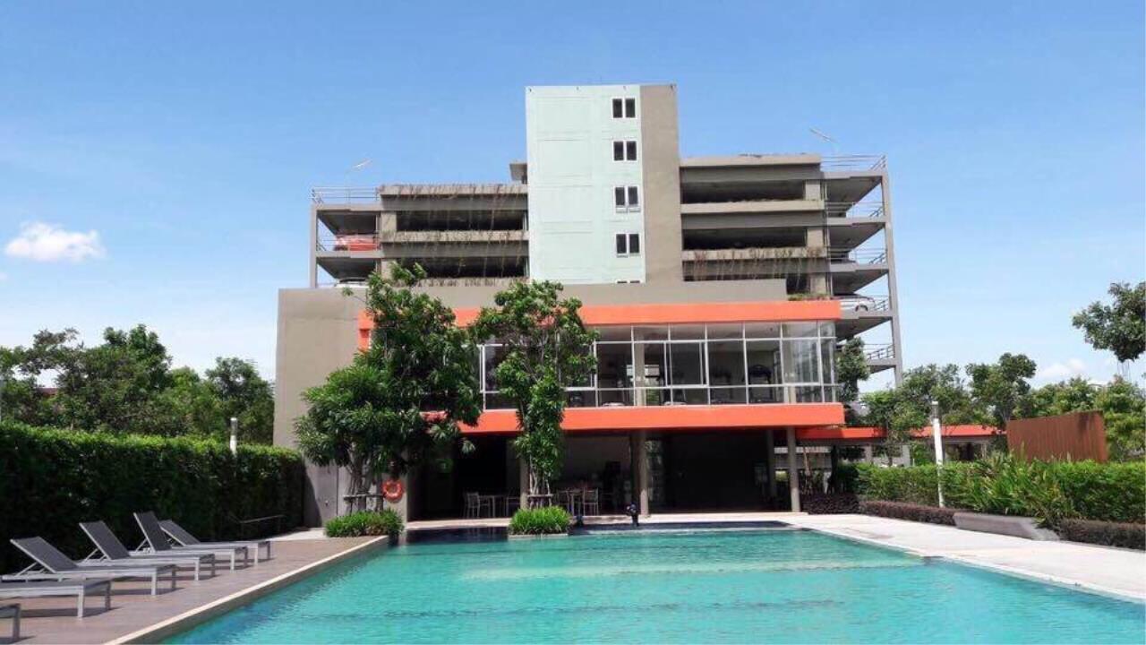 Uptown Assets  Agency's  LPN Ville Phongphet 2  Unit A2106 12
