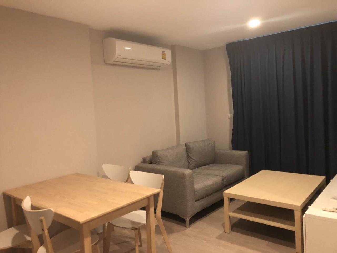 Uptown Assets  Agency's FOR Rent Metro Luxe Ratchada  *Connected Pool Unit 455/8 2