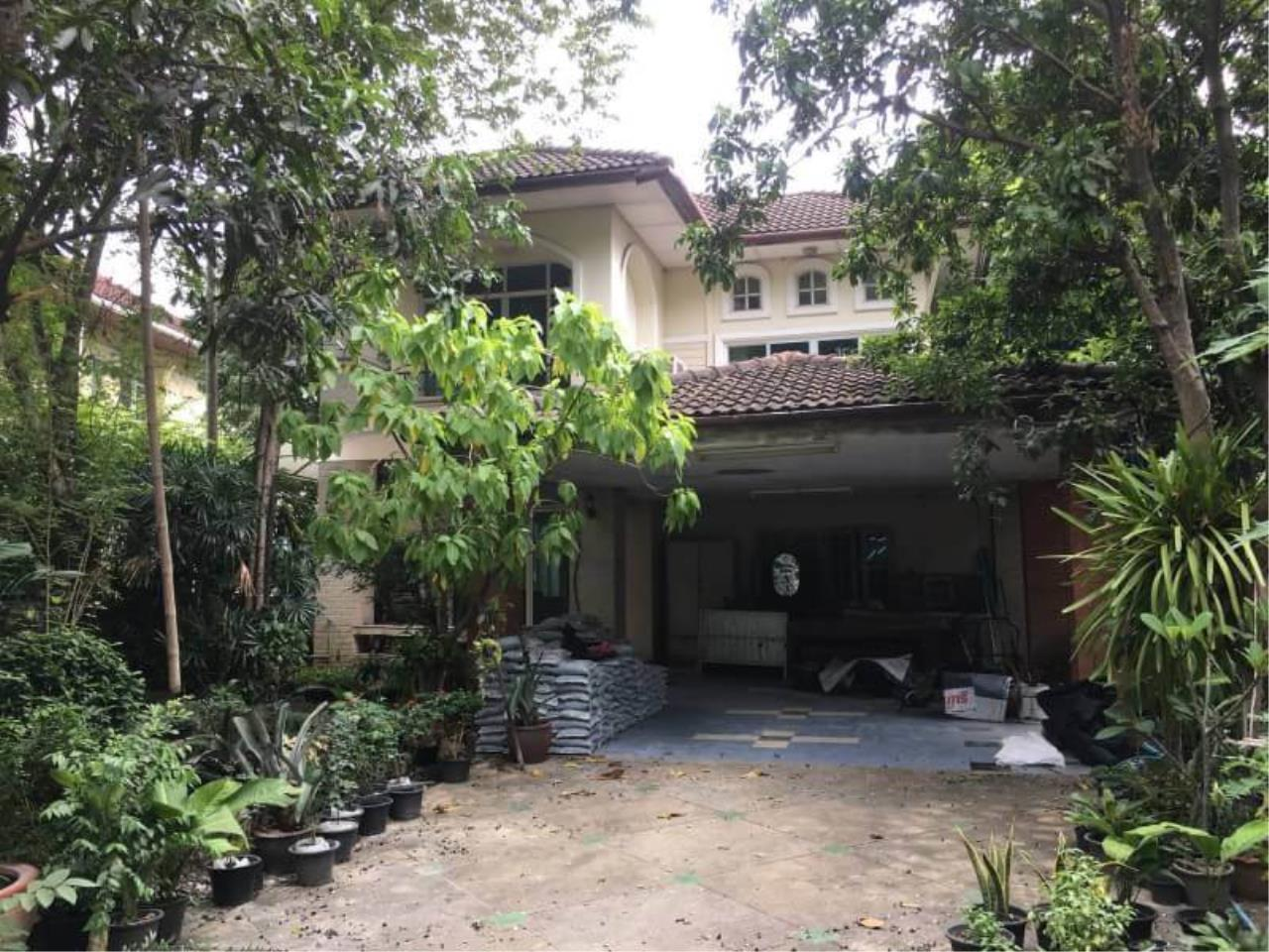 Uptown Assets  Agency's For Sell house Maneerin Park Rangsit 1