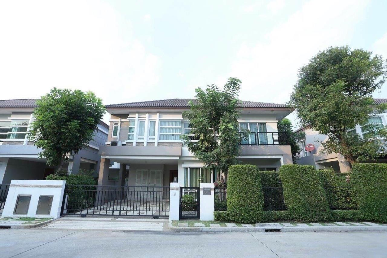 Uptown Assets  Agency's SALE House Bangkok Boulevard Rajapruk – Rama 5 (Project 2)  Sell Price 9.45  Unit 131/52 1