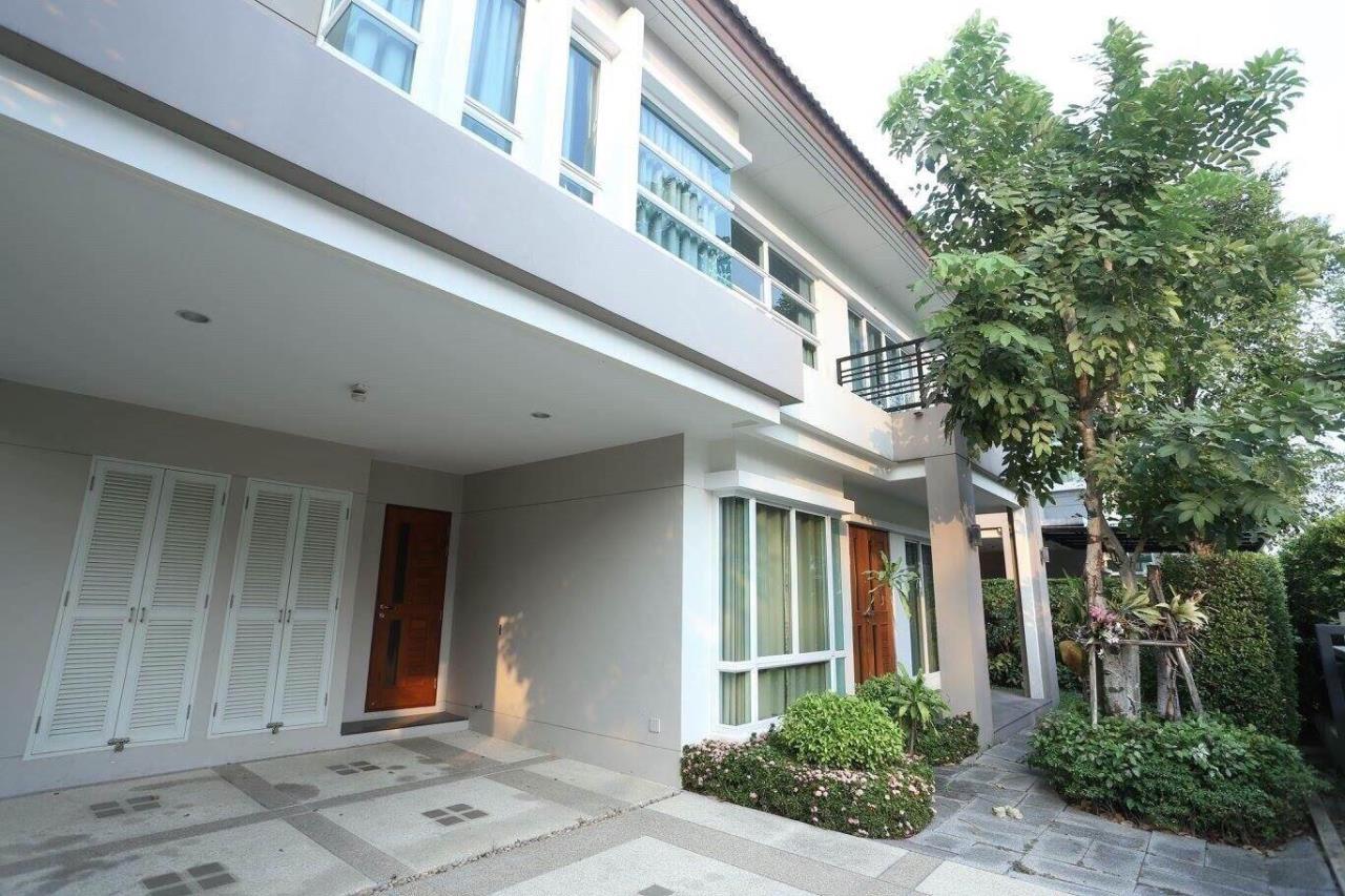 Uptown Assets  Agency's SALE House Bangkok Boulevard Rajapruk – Rama 5 (Project 2)  Sell Price 9.45  Unit 131/52 2