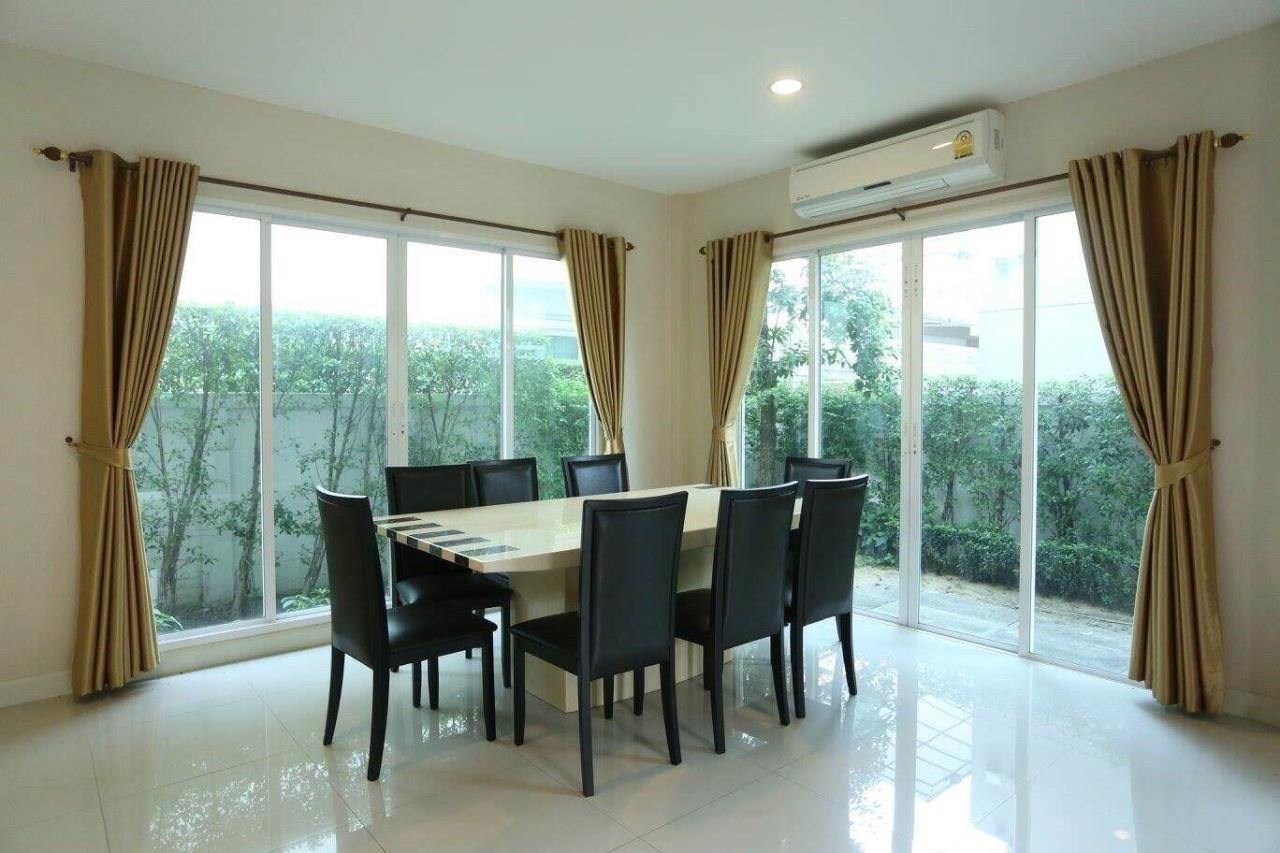 Uptown Assets  Agency's SALE House Bangkok Boulevard Rajapruk – Rama 5 (Project 2)  Sell Price 9.45  Unit 131/52 5