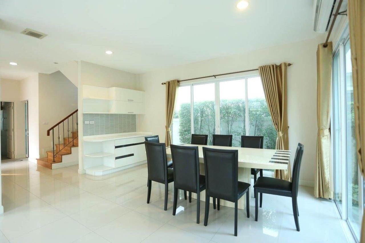 Uptown Assets  Agency's SALE House Bangkok Boulevard Rajapruk – Rama 5 (Project 2)  Sell Price 9.45  Unit 131/52 6