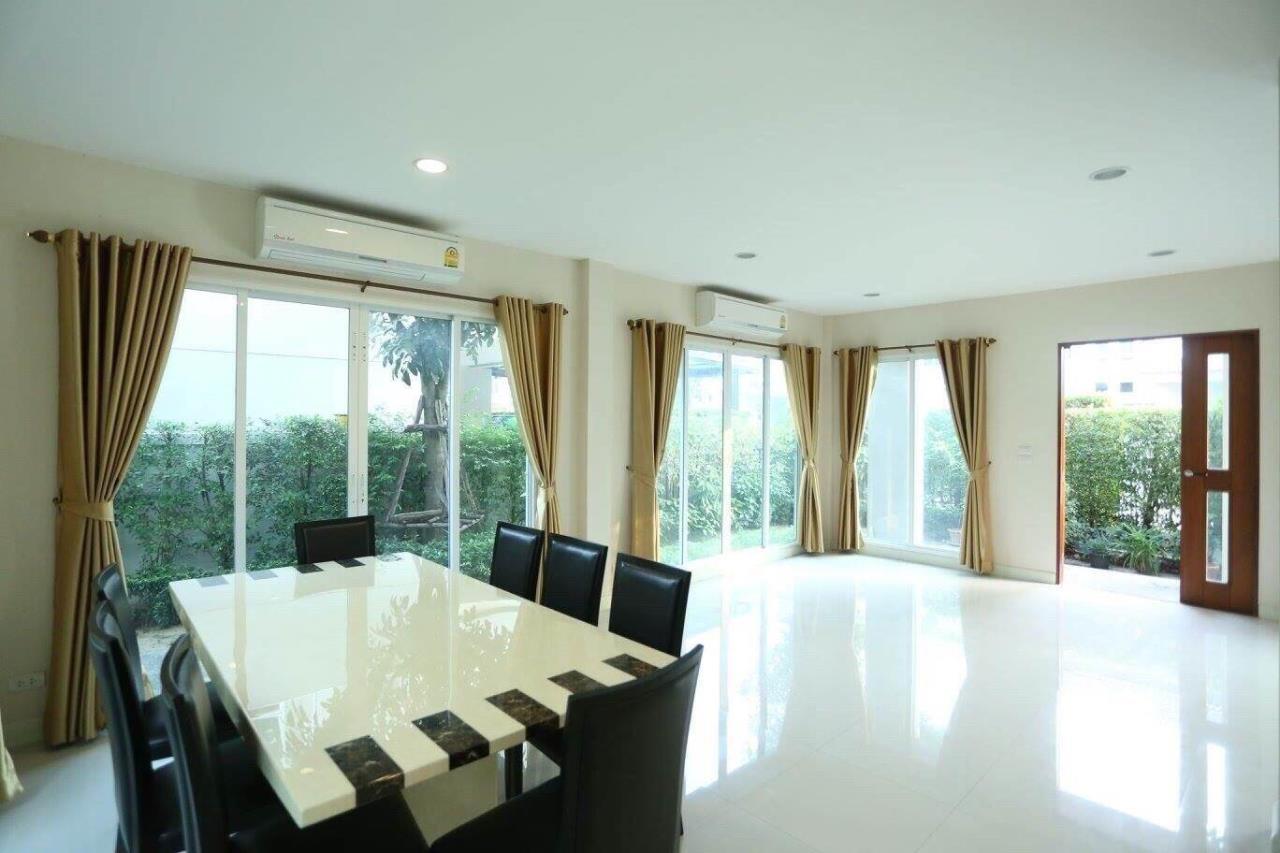 Uptown Assets  Agency's SALE House Bangkok Boulevard Rajapruk – Rama 5 (Project 2)  Sell Price 9.45  Unit 131/52 9