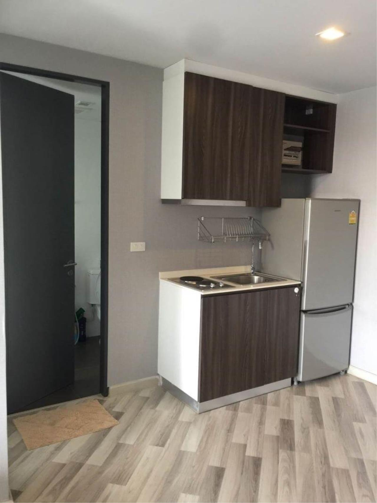 Uptown Assets  Agency's FOR RENT Vento Condo  Kaset-Navamin Building A  3rd Floor  5