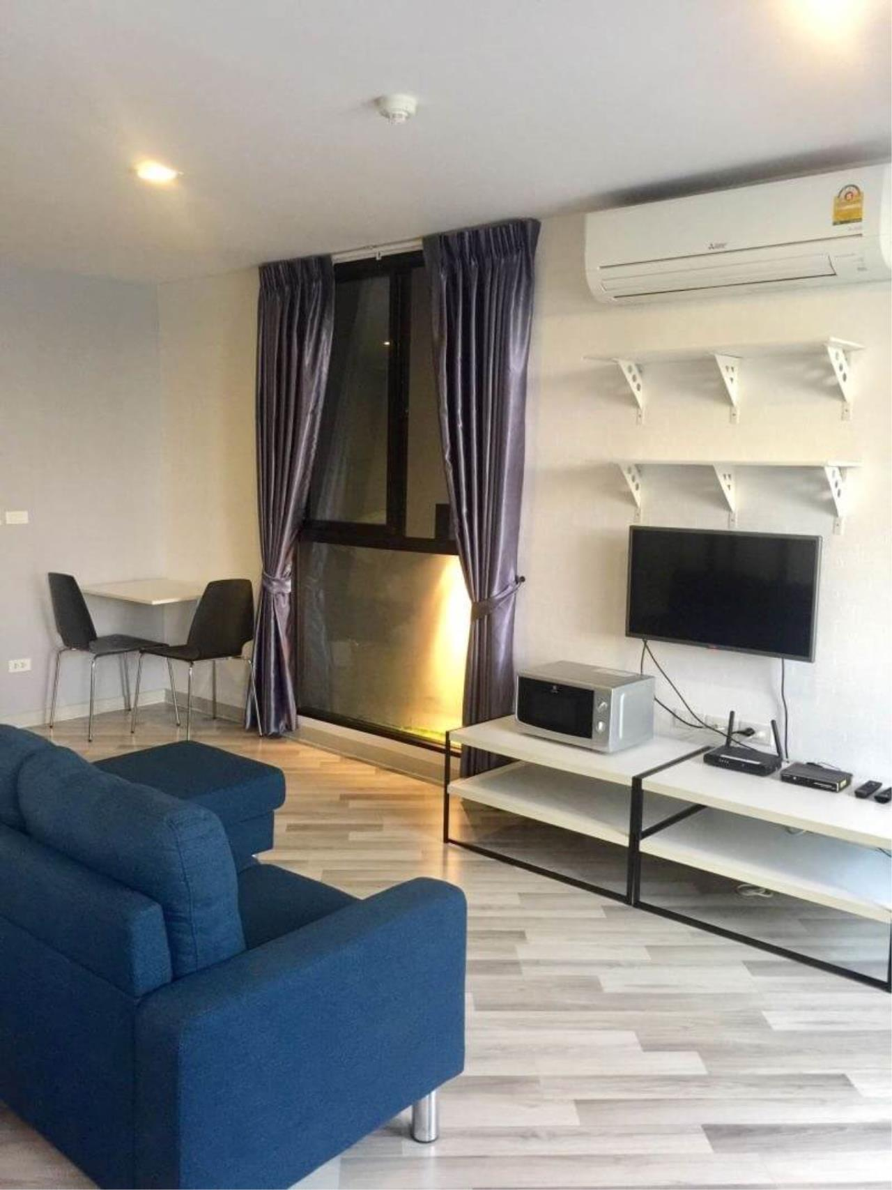 Uptown Assets  Agency's FOR RENT Vento Condo  Kaset-Navamin Building A  3rd Floor  4