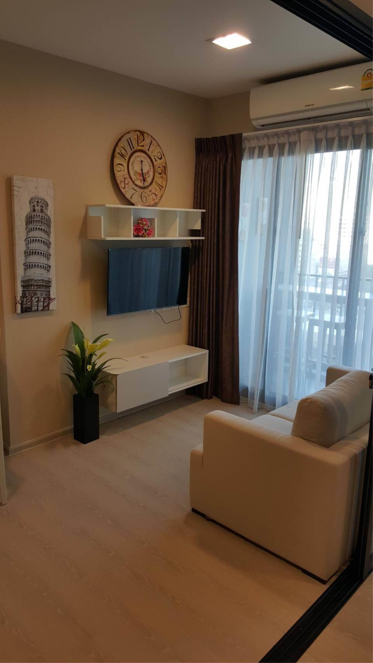 Uptown Assets  Agency's For Rent & Sell Condo Lette Midst Rama 9 Building A  10th Floor  1