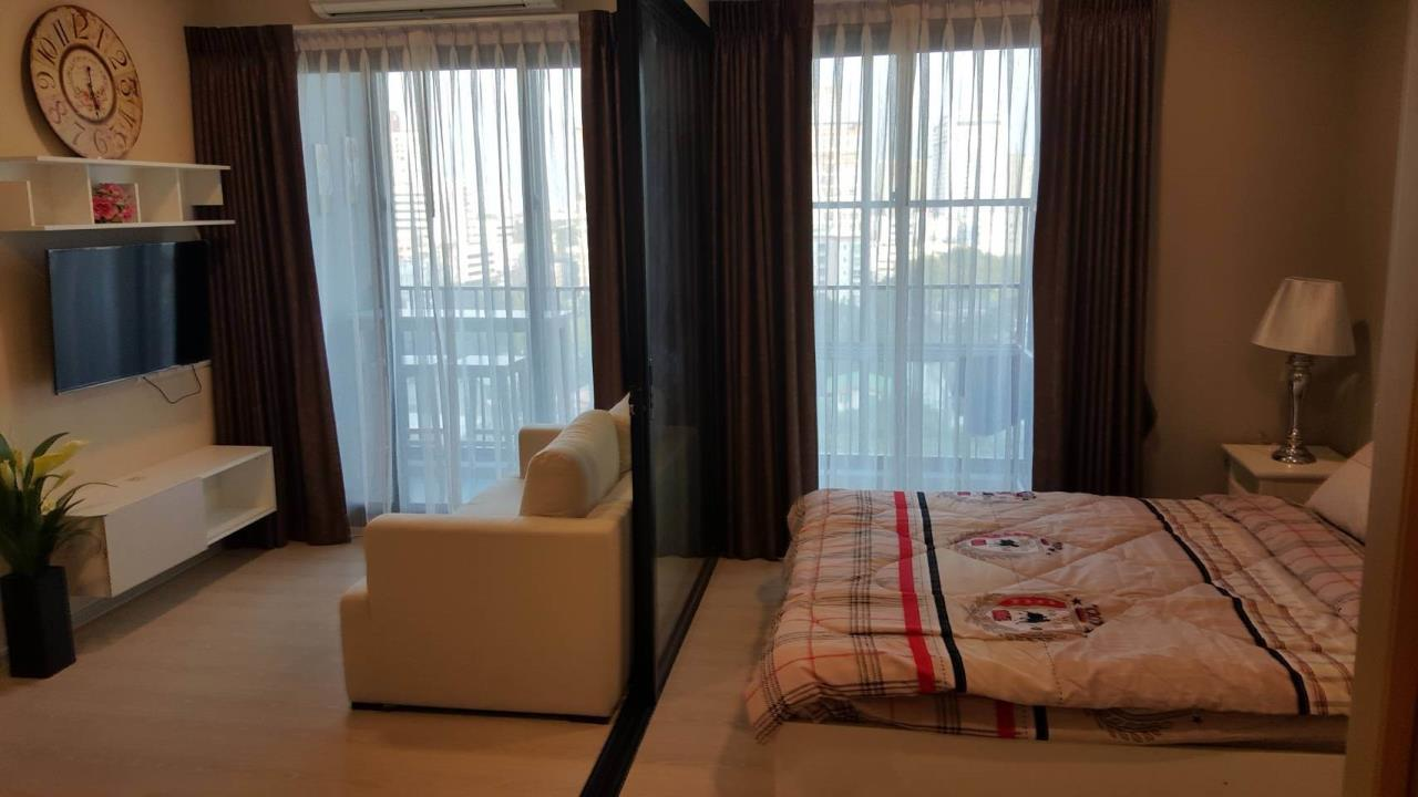Uptown Assets  Agency's For Rent & Sell Condo Lette Midst Rama 9 Building A  10th Floor  4