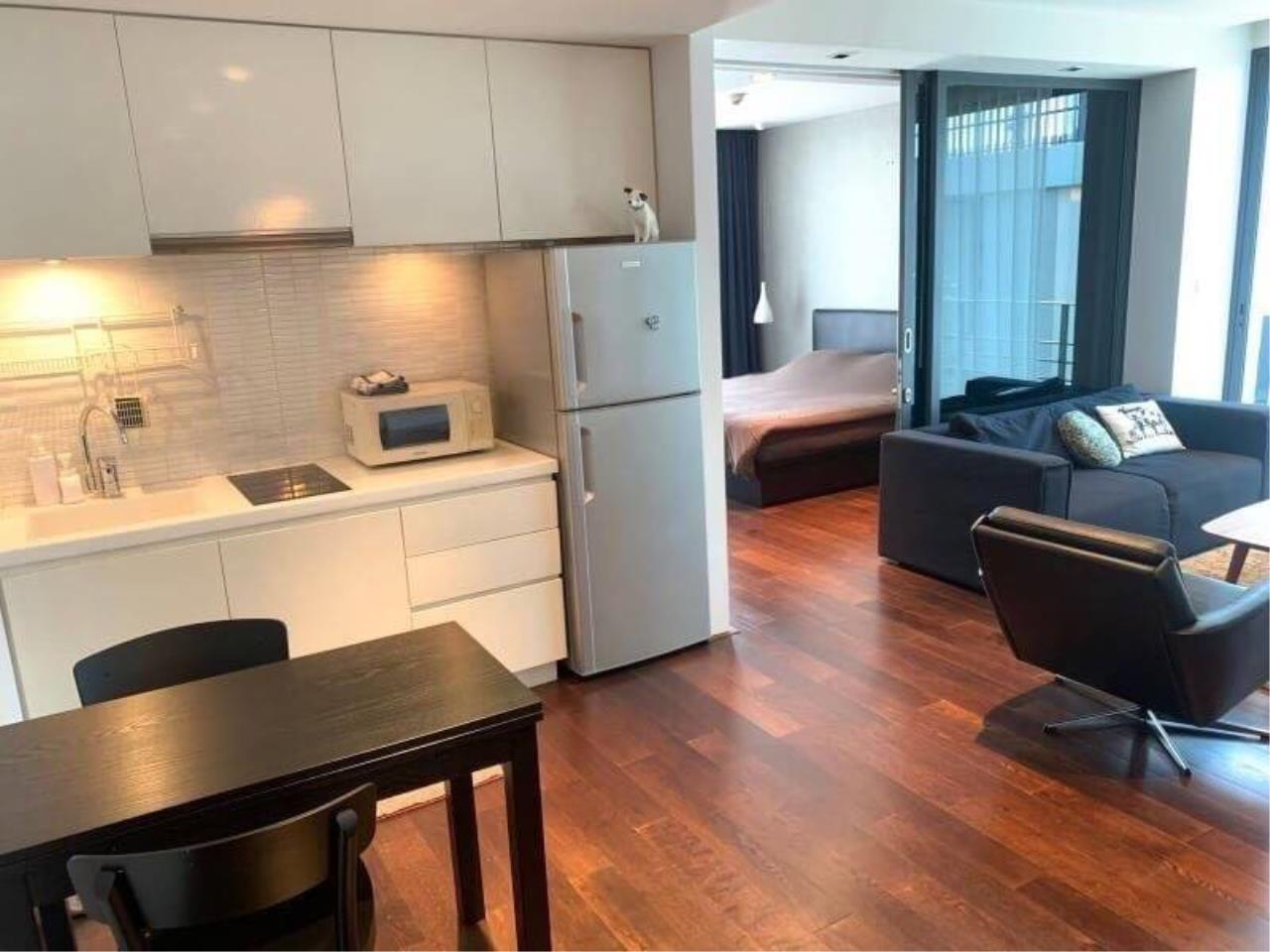 Uptown Assets  Agency's FOR RENT Noble Ambience Sarasin Building A 8th Floor Unit 233/89 9