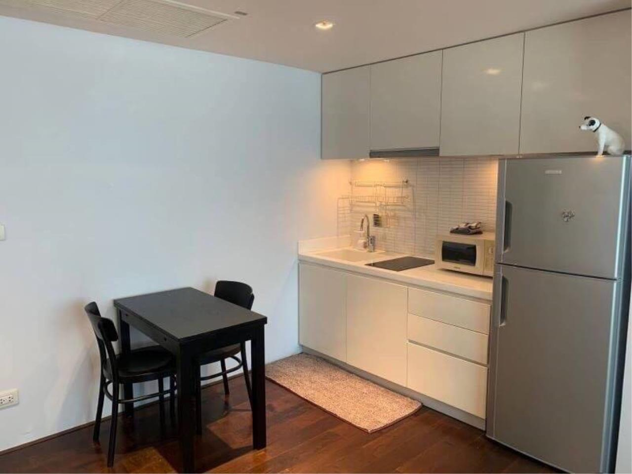 Uptown Assets  Agency's FOR RENT Noble Ambience Sarasin Building A 8th Floor Unit 233/89 11