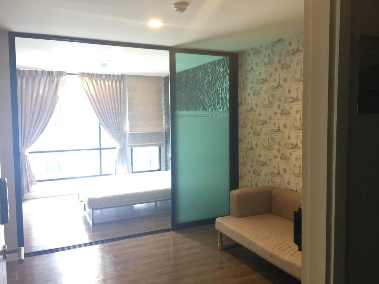 Uptown Assets  Agency's FOR RENT & Sell Esta Bliss Ramindra Building A   6th Floor  Unit 126/146 1