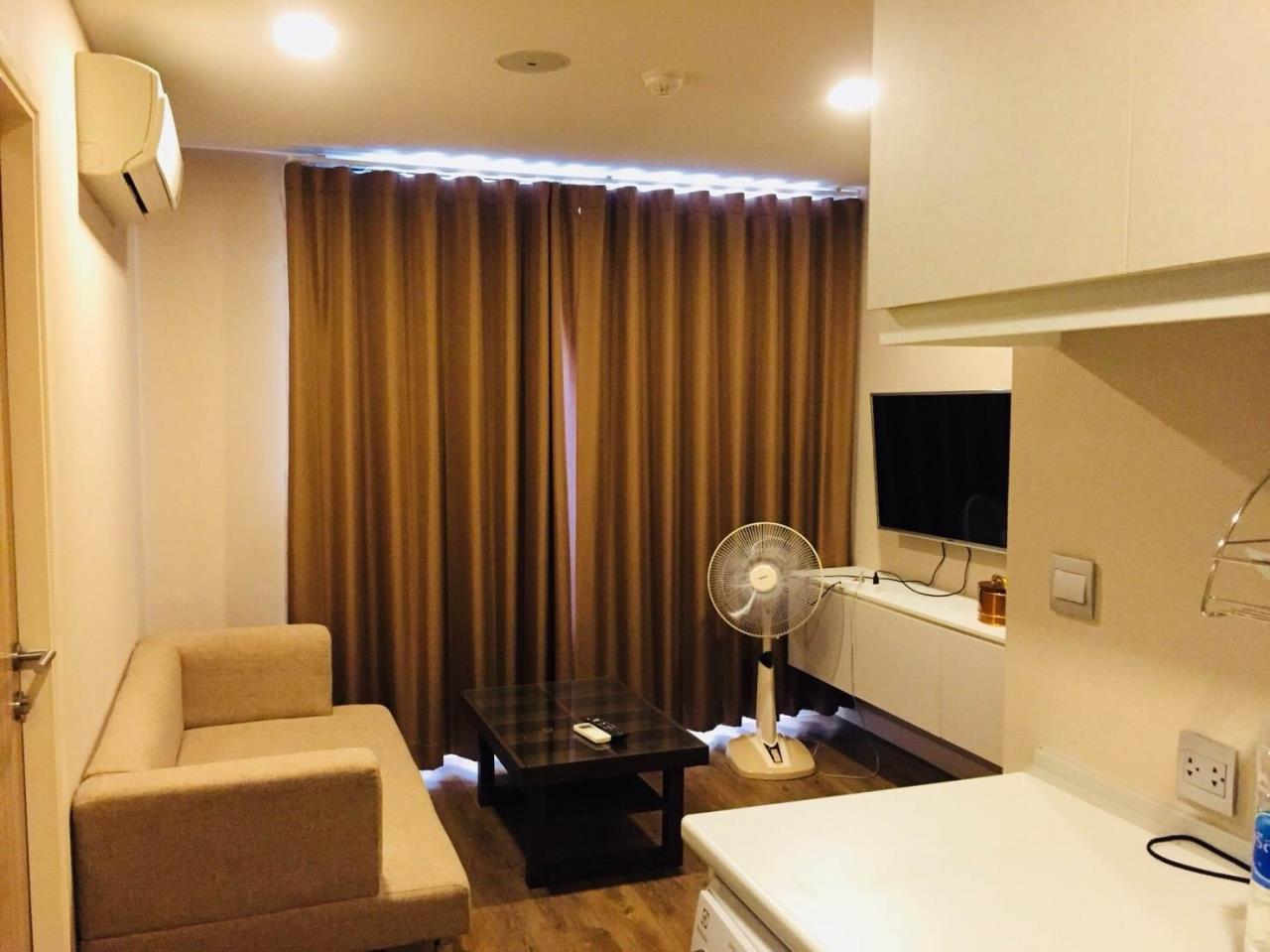 Uptown Assets  Agency's For Rent Esta Bliss Ramindra Building C  5 Floor Unit 126/550 1