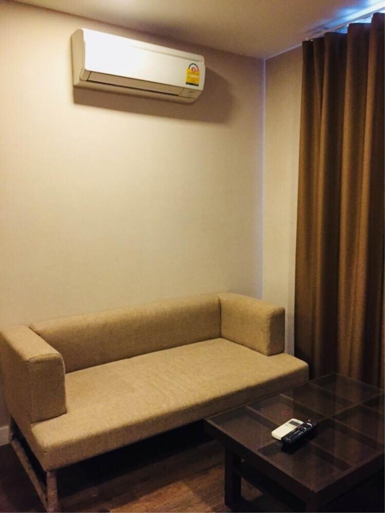 Uptown Assets  Agency's For Rent Esta Bliss Ramindra Building C  5 Floor Unit 126/550 2