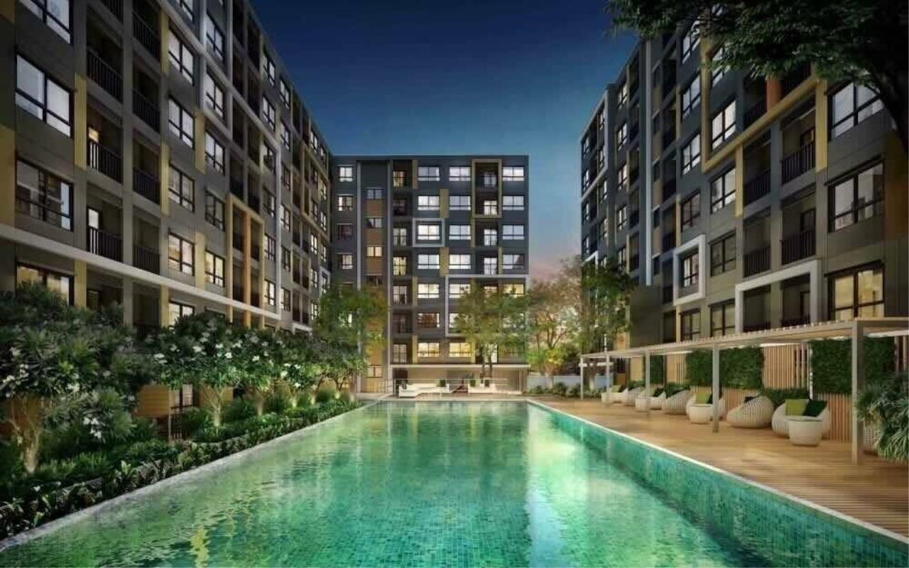Uptown Assets  Agency's Resale Down Payment I Condo Green Space Sukhumvit 77 Phase1 Building B 3rd Floor Unit 1B316 8