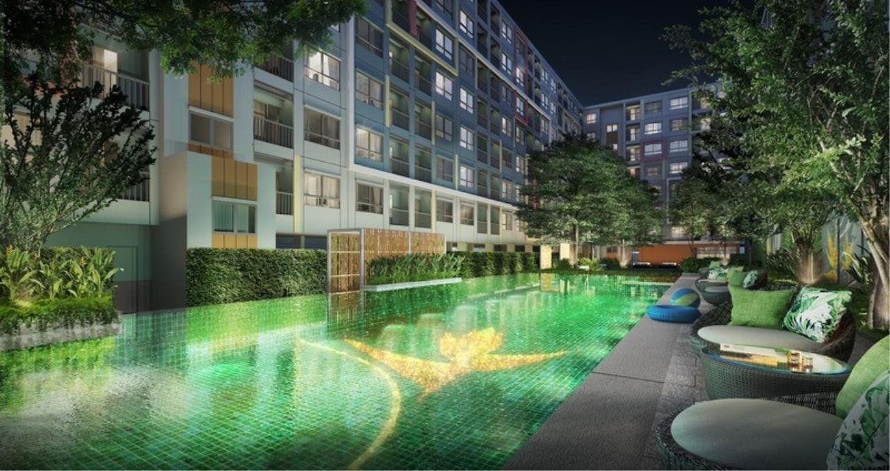 Uptown Assets  Agency's Resale  Down Payment I Condo Green Space Sukhumvit 77 Phase 1 Building B 2nd Floor Unit 1B226 2