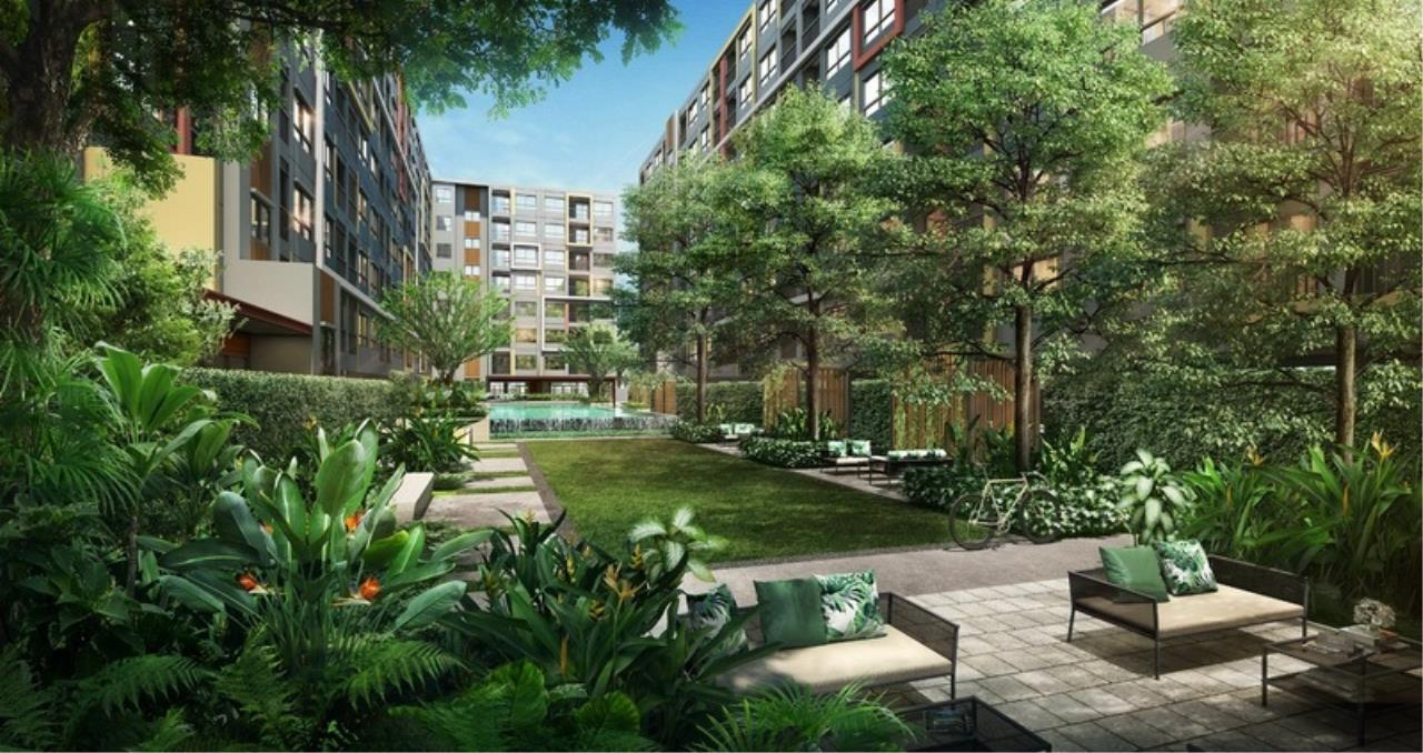 Uptown Assets  Agency's Resale  Down Payment I Condo Green Space Sukhumvit 77 Phase 1 Building B 2nd Floor Unit 1B226 1