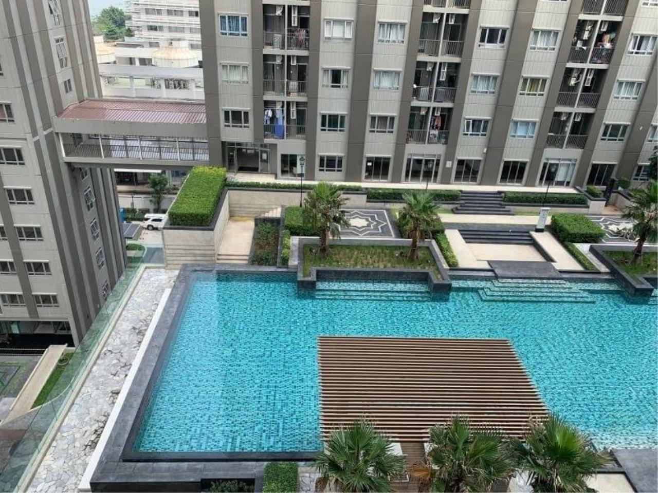 Uptown Assets  Agency's For Rent Manor Sanambinnam Building B 10th  Floor Unit 557/560 9