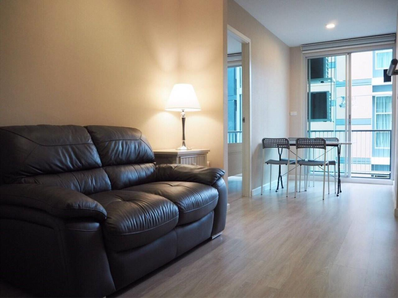 Uptown Assets  Agency's FOR Rent Metro Lux Rama4 Building A   5th Floor Unit 316/29 8