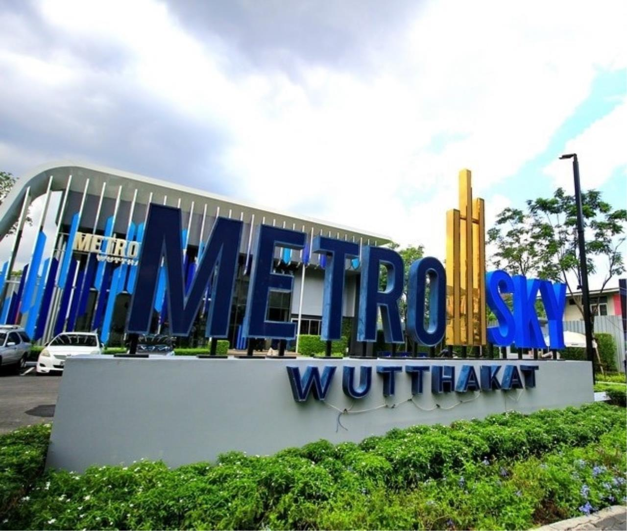 Uptown Assets  Agency's Resale  Down Payment Metro Sky Wutthakat Unit A2012 3