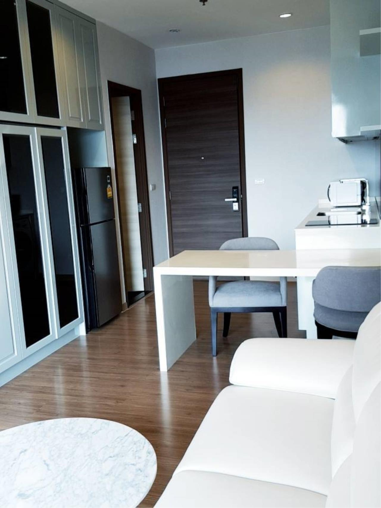 Uptown Assets  Agency's FOR Rent Chewathai Residence Bang Pho Unit 20/59 Building A  11 Floor  1