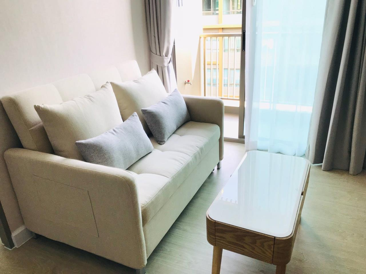 Uptown Assets  Agency's FOR Rent Metro Luxe Ratchada Unit 455/132 3