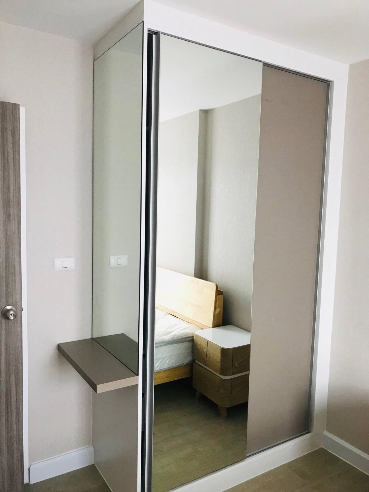 Uptown Assets  Agency's FOR Rent Metro Luxe Ratchada Unit 455/132 5