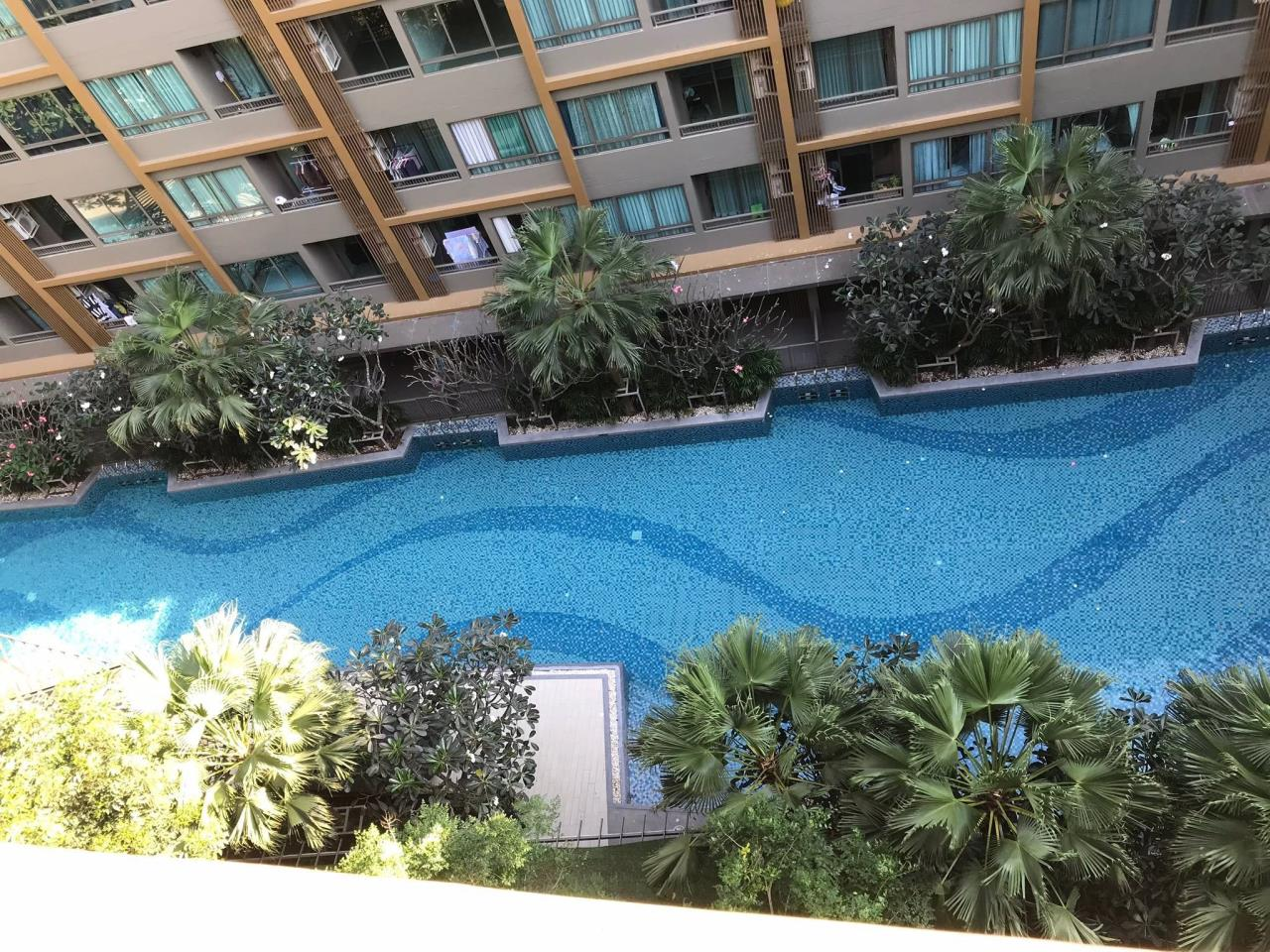 Uptown Assets  Agency's FOR Rent Metro Luxe Ratchada Unit 455/132 10