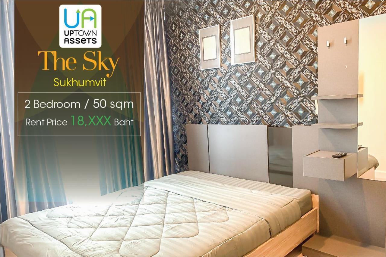 Uptown Assets  Agency's For Rent The Sky Sukhumvit 1