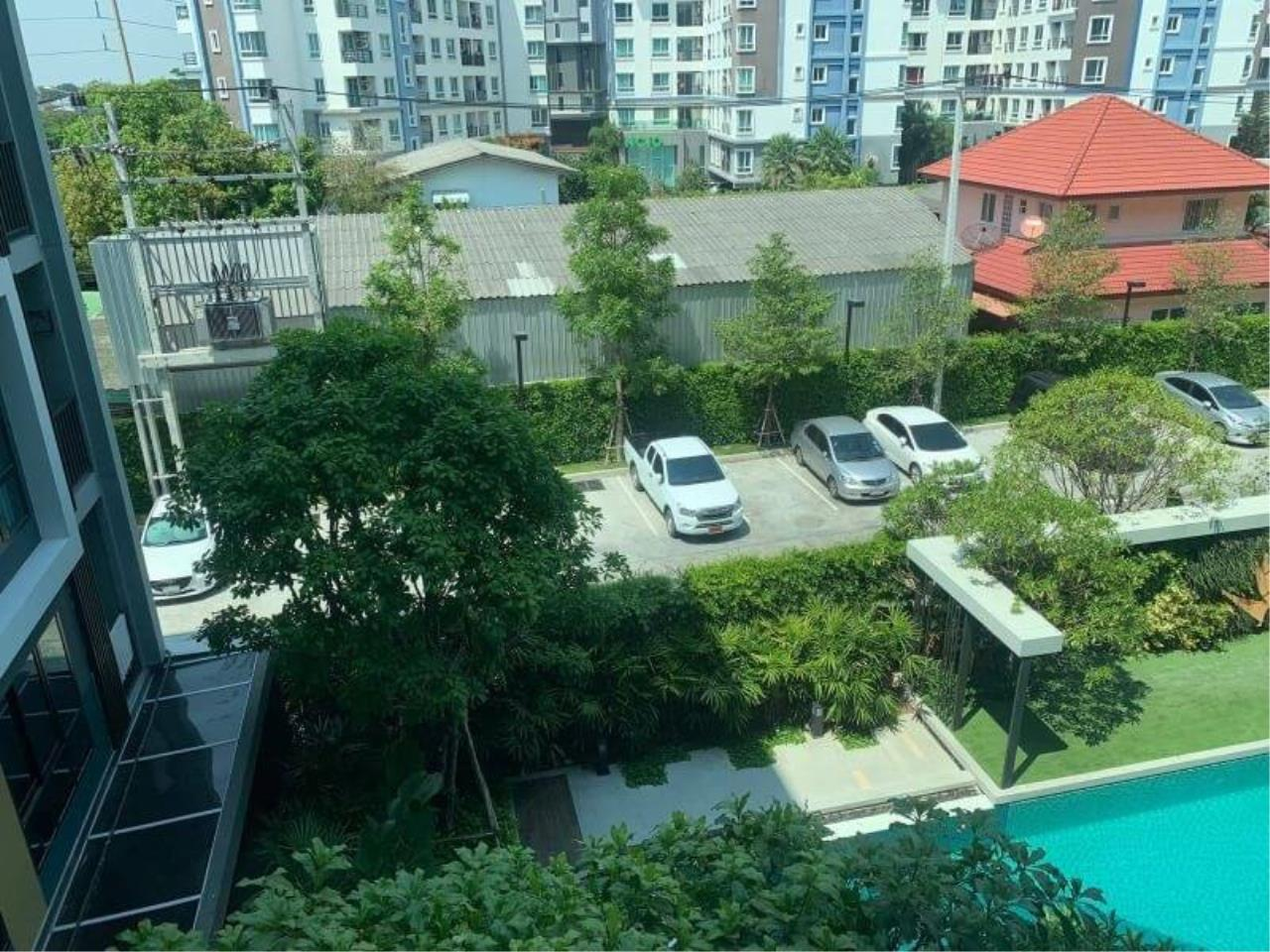 Uptown Assets  Agency's For Rent iCondo GreenSpace Serithai  11